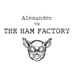 alexander-vs-the-ham-factory-icona