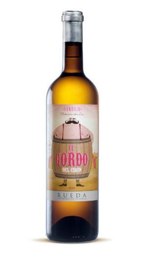 El Gordo Del Circo - The Wine Gurus - Casa Rojo - Vino Bianco Fermo