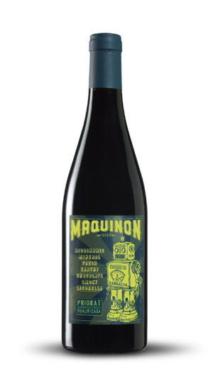 Maquinon - Casa Rojo - The Wine Gurus