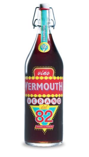 Vermouth Verano del 82 Casa Rojo Vino Aromatizzato