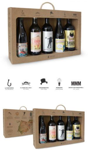 Gift Box Casa Rojo Bottiglie