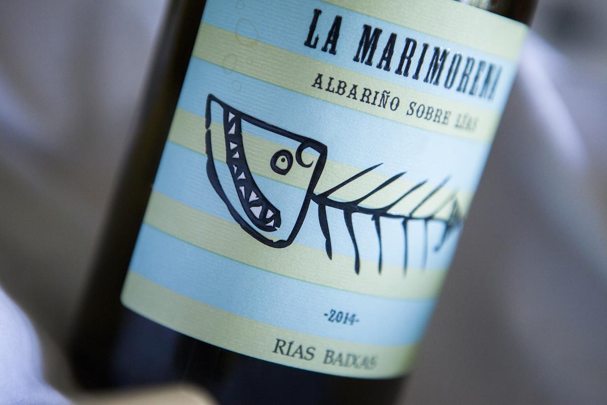 Vino bianco La Marimorena Casa Rojo