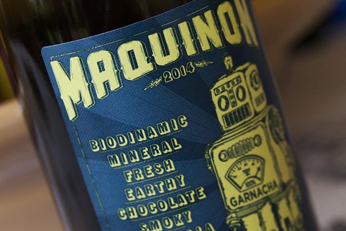 maquinon casa rojo priorat vino rosso winelite