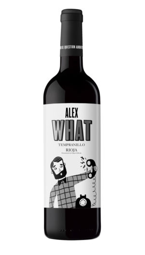 Vinto Alex What Vino Rosso