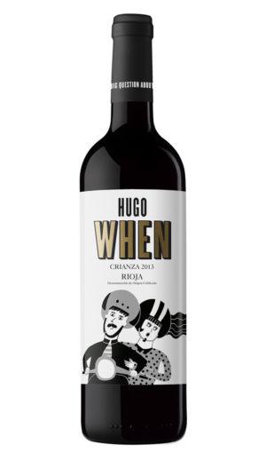 Vinto Hugo When vino rosso