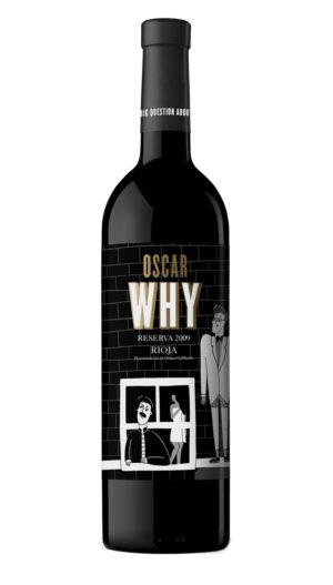 Oscar Why Vinto Vino Rosso