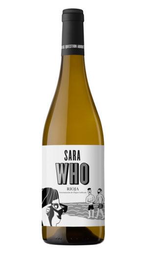 Sara Who Vinto Vino Bianco