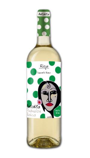 Antonita Punelos Vino Bianco