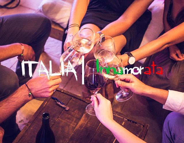 Italia Innamorata Video in Italia di Casa Rojo Vini Spagnoli