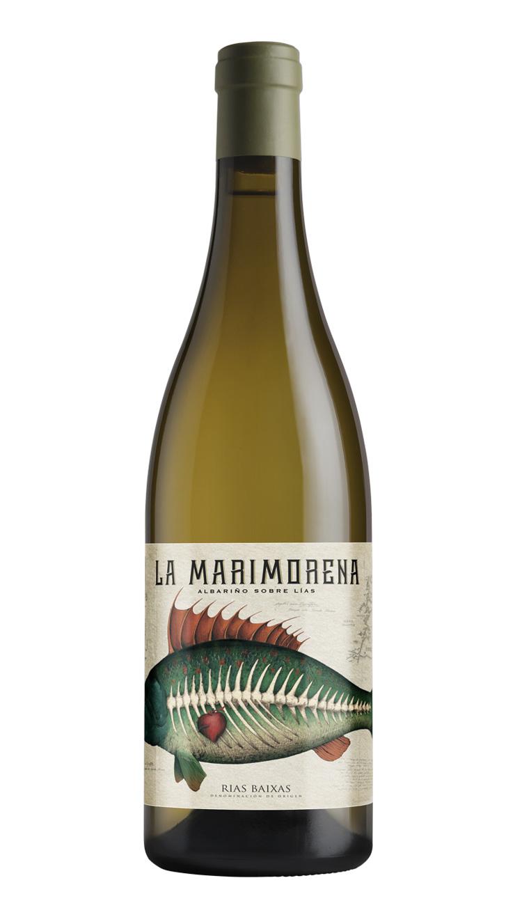 casa rojo la marimorena 2016 albarino winelite vino bianco spagnolo