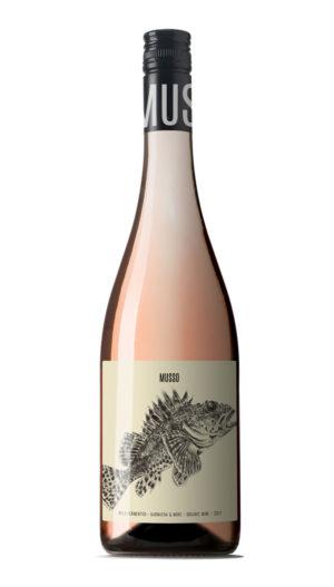 musso garnacha 2017 biologico vino rose casa rojo