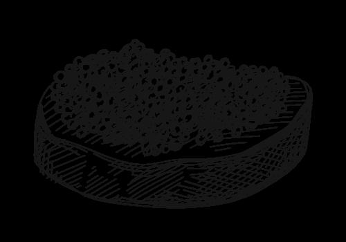 icona caviale